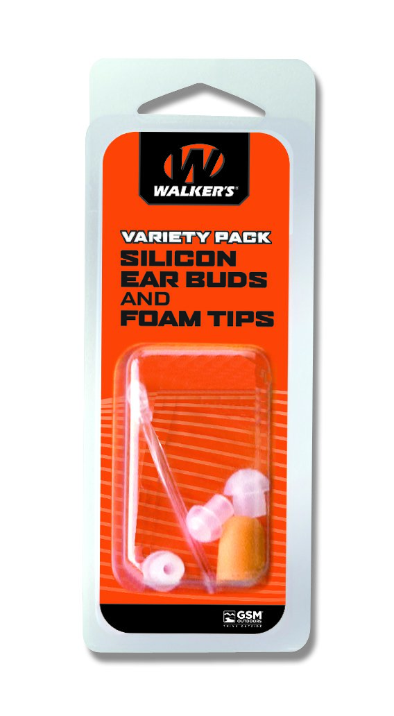Game Ear Tip Variety Pack