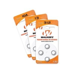 4 PK #10A AIR CELL BATTERIES