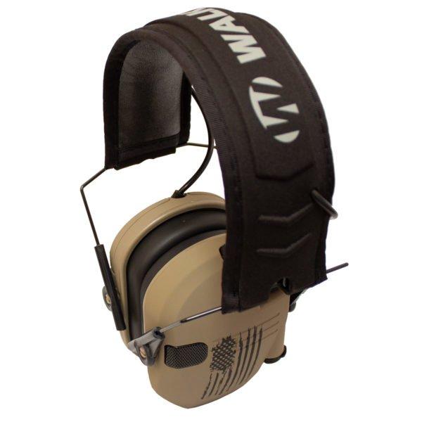 Walker's Xtreme Razor Digital Muffs headband RSEM-FDE-USF