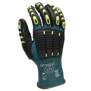 walker's impact and cut resistant gloves