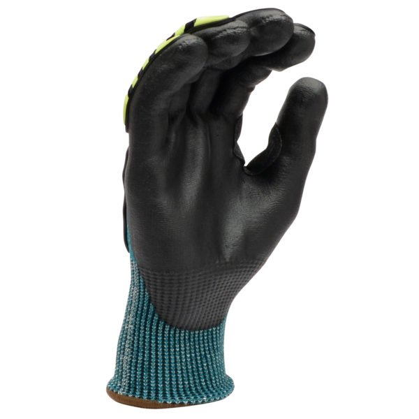 walker's impact and cut resistant gloves palm